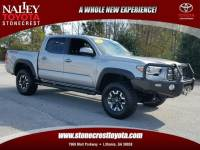 Certified 2016 Toyota Tacoma TRD Offroad Truck Double Cab 4x4 in Atlanta GA