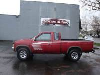 1993 Nissan Pickup EXTENDED CAB PICKUP 4X4 SE-PKG V6 AUTOMATIC AC 2-OWNERS