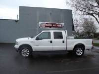 2006 Ford F-250 Super Duty CREW CAB LARIAT 4X4 POWERSTROKE DIESEL 1-OWNER NICE