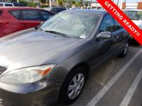 Used 2004 Toyota Camry LE in Torrance CA