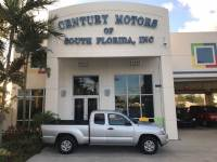 2008 Toyota Tacoma Access Cab 1 Owner Florida Warranty