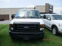 2013 Ford E-Series Cargo E-250 3dr Cargo Van