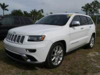 2014 Jeep Grand Cherokee 4WD 4dr Summit Sport Utility in Fort Myers