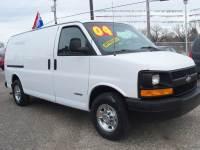 2004 Chevrolet Express Cargo 3500 3dr Van