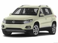 2013 Volkswagen Tiguan SE w/Sunroof & Navigation SUV