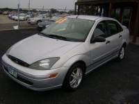 2003 Ford Focus SE Comfort 4dr Sedan w/Zetec