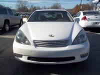 2002 Lexus ES 300 4dr Sedan
