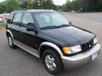 1999 Kia Sportage 4dr EX 4WD SUV
