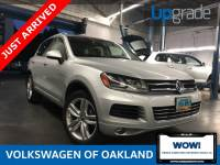 Certified Pre-Owned 2014 Volkswagen Touareg V6 TDI AWD