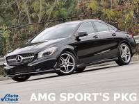 2014 Mercedes-Benz CLA 250 . AMG STYLING PKG . PREMIUM I . Sedan