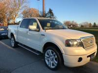 2008 Ford F-150 4x4 Limited 4dr SuperCrew Styleside 5.5 ft. SB