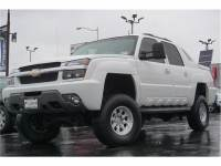 2002 Chevrolet Avalanche 4dr 2500 4WD Crew Cab SB