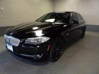 2013 BMW 5 Series 550i 4dr Sedan
