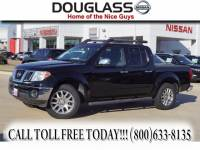 Certified Pre-Owned 2011 Nissan Frontier SL 4x2 Crew Cab 4.75 ft. box 125.9 in. WB Rear Wheel Drive CREW