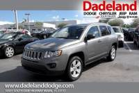Certified Used 2013 Jeep Compass Latitude SUV in Miami