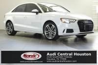 Used 2017 Audi A3 2.0T Sedan in Houston, TX