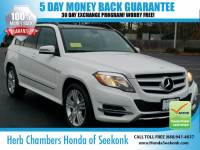 Used 2015 Mercedes-Benz GLK-Class ..4MATIC GLK 350 w/ Navigation SUV in Seekonk, MA