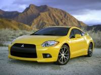 2011 Mitsubishi Eclipse GT Coupe V-6 cyl