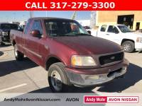 Pre-Owned 1997 Ford F-150 XLT 4WD Super Cab