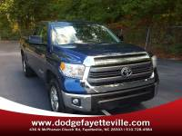 Pre-Owned 2014 Toyota Tundra SR 5.7L V8 Truck Double Cab in Greensboro NC