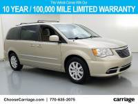 Pre-Owned 2016 Chrysler Town & Country Touring Front Wheel Drive Minivan