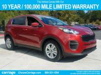 Pre-Owned 2017 Kia Sportage LX FWD Front Wheel Drive 4 Dr SUV