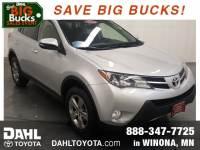 Used 2015 Toyota RAV4 XLE SUV in Winona MN