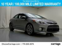 Pre-Owned 2015 Kia Forte Koup SX Front Wheel Drive 2 Dr Coupe