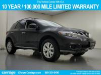 Pre-Owned 2014 Nissan Murano SL AWD All Wheel Drive 4 Dr SUV