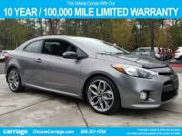 Pre-Owned 2016 Kia Forte Koup SX Front Wheel Drive 2 Dr Coupe