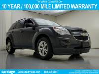 Pre-Owned 2015 Chevrolet Equinox LT w/1LT FWD Front Wheel Drive 4 Dr SUV