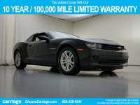 Pre-Owned 2014 Chevrolet Camaro LT w/1LT Rear Wheel Drive 2 Dr Coupe
