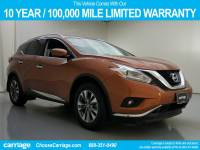 Pre-Owned 2016 Nissan Murano SL AWD All Wheel Drive 4 Dr SUV