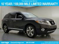 Pre-Owned 2014 Nissan Pathfinder Platinum 4WD Four Wheel Drive 4 Dr SUV