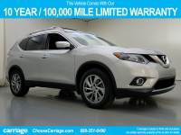 Pre-Owned 2015 Nissan Rogue SL FWD Front Wheel Drive 4 Dr SUV