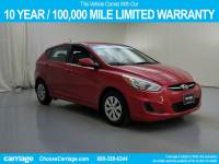 Pre-Owned 2015 Hyundai Accent GS Front Wheel Drive 4 Dr Hatchback