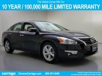 Pre-Owned 2015 Nissan Altima 2.5 SV Front Wheel Drive 4 Dr Sedan