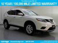 Pre-Owned 2016 Nissan Rogue SV AWD All Wheel Drive 4 Dr SUV