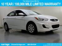 Pre-Owned 2016 Hyundai Accent SE Front Wheel Drive 4 Dr Sedan