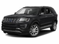 2017 Ford Explorer Limited SUV V6 24V MPFI DOHC