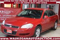 2007 Chevrolet Impala LS 4dr Sedan w/ roof rail curtain delete