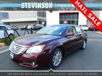 2010 Toyota Avalon 4dr Sdn Limited