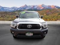 Pre-Owned 2015 Toyota Tacoma 4WD Double Cab V6 AT 4WD