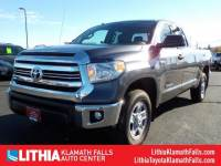 Certified Pre-Owned 2017 Toyota Tundra Truck Double Cab 4x4 in Klamath Falls