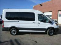 2015 Ford Transit Wagon 150 XL 3dr SWB Medium Roof Passenger Van w/Sliding Passenger Side Door