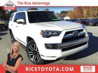 2014 Toyota 4Runner Limited SUV 4x4