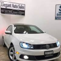 2012 Volkswagen Eos Lux SULEV 2dr Convertible