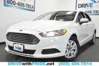 2013 Ford Fusion S KEYLESS ENTRY CRUISE CONTROL VOICE CONTROLS SYNC AUDIO