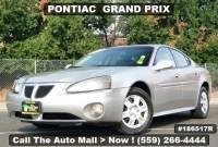 2007 Pontiac Grand Prix 4dr Sedan