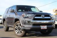 Certified 2016 Toyota 4Runner LIMITED, CERTIFIED, 4WD, LEATHER, NAVI, BACKUP CAM